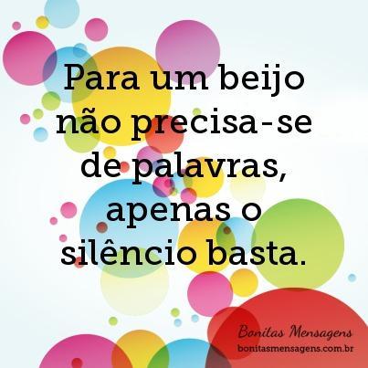 Amor, bonitas, amizade, romântica, lindas, facebook - Frases