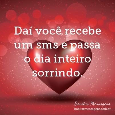 Frases De Amor Sorriso Para Celular Sms Mensagens Poemas Poesias
